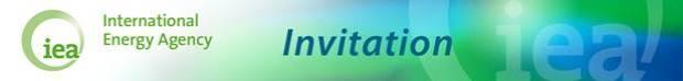 IEA - Invitation