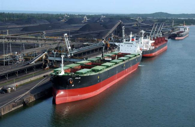 SA Richards Bay Coal terminal