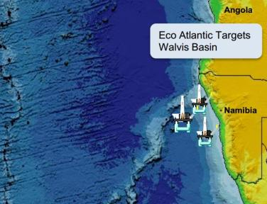 Eco Atlantic ReceivesOil Exploration Rights Off Namibia