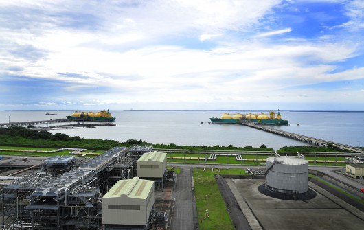 Nigeria LNG revenue hit by oil prices