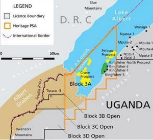 Uganda first Petroleum licensing round