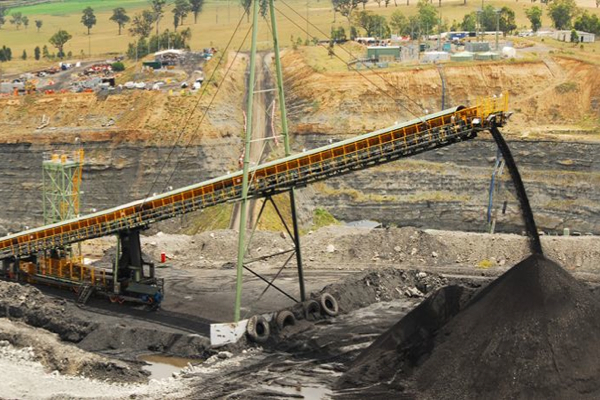 The Integra coal mine complex, located in New South Wales' Hunter Valley, includes an open-pit mine and an underground operation. (Image courtesy of Vale)