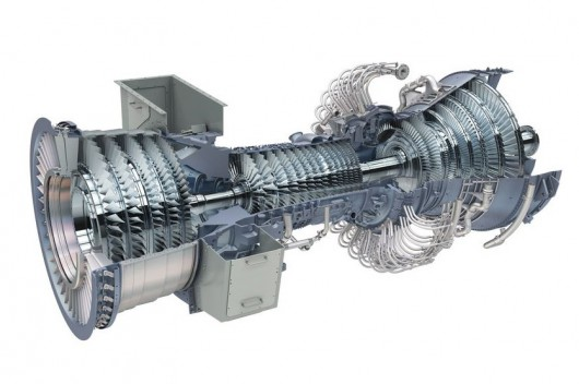 GE launches new gas turbine