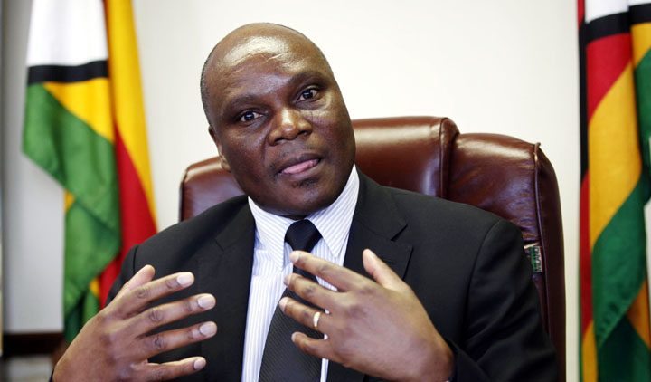 Mines and Mining Development Minister, Walter Chidakwa