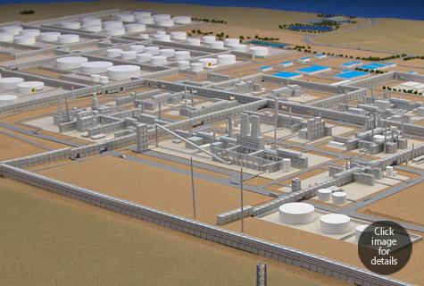 Lobito refinery - portfolio-SonarefRef-P