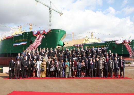 Nigeria LNG commissions LNG quartet