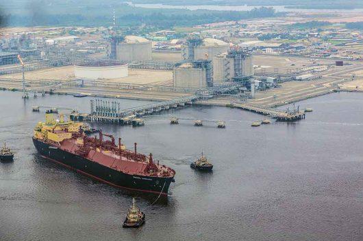 Angola LNG (Image courtesy of Bechtel)