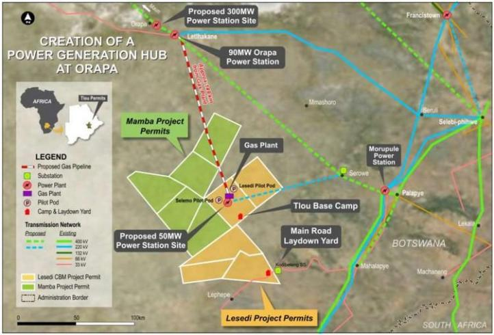 tLOU eNERGY - pOWER gENERATION Hub