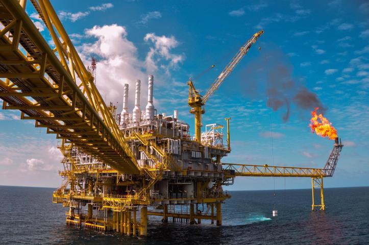 Oil off-shore_platform