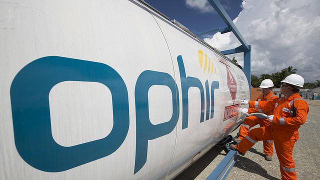 Ophir-Energy