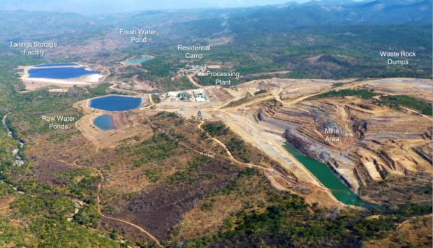kayelekera-mine-site-layout