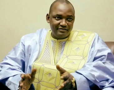 Adama Barrow - New President of the New Gambia