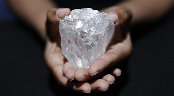 diamond - lesedi