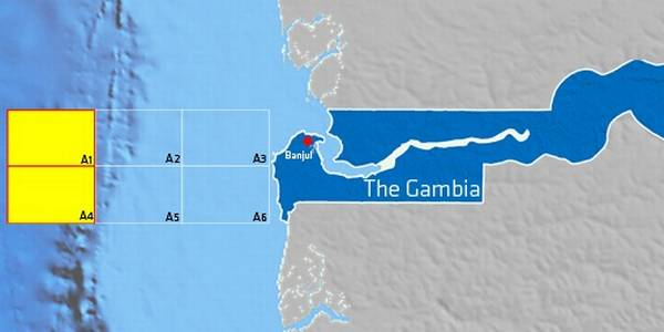 FAR Gambia blocks A2 and A5