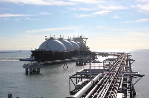 Tokyo-Gas-unloads-first-cargo-at-Hitachi-LNG-terminal