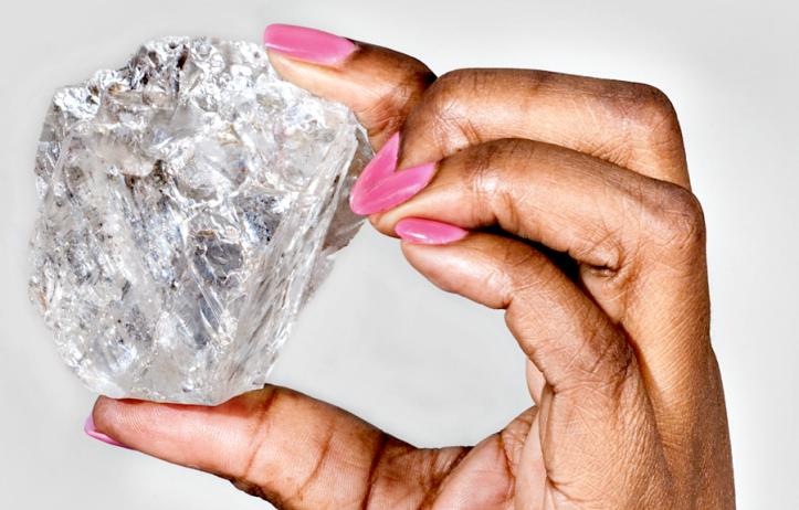 Diamond - Lesedi-la-Rona