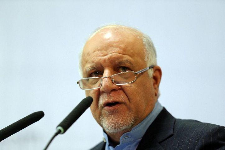 Iranian Oil Minister Bijan Zanganeh