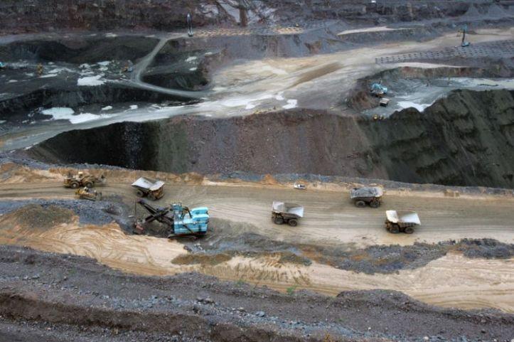 Botswana diamonds mine