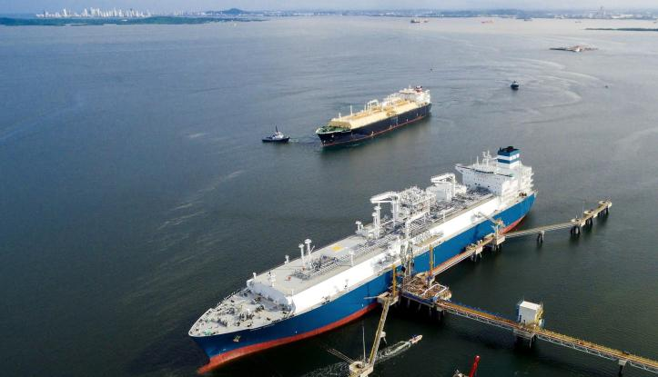FLNG Terminal - hoegh-lng-partners